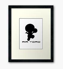 Air Toads Framed Print