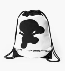 Air Toads Drawstring Bag
