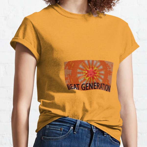 Beat Generation Classic T-Shirt