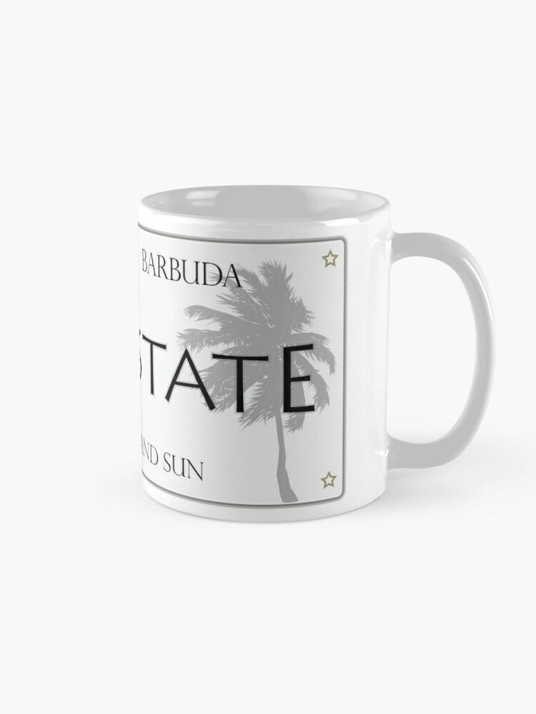 Alternate view of RUM STATE | ANTIGUA BRAND Mug