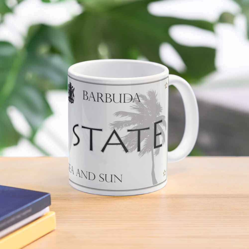 RUM STATE | ANTIGUA BRAND Mug