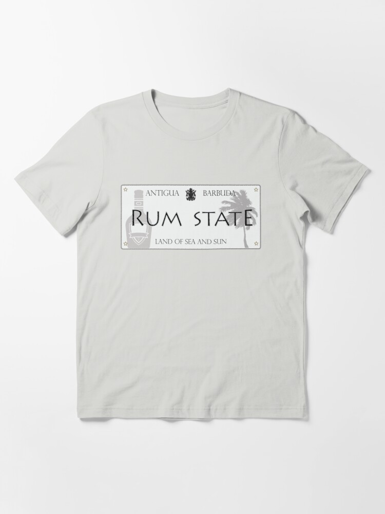 Alternate view of RUM STATE | ANTIGUA BRAND Essential T-Shirt