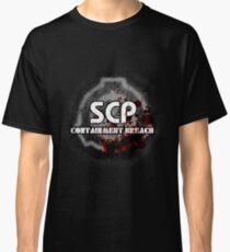 SCP Containment Breach Logo Classic T-Shirt