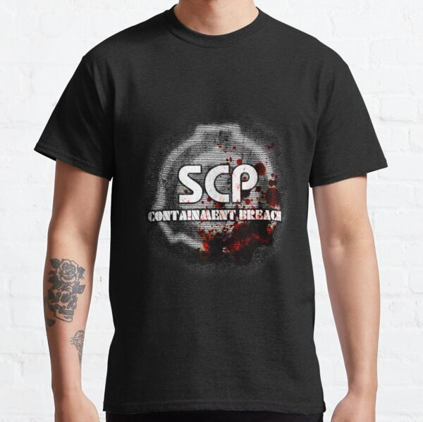 Scp T Shirts Redbubble