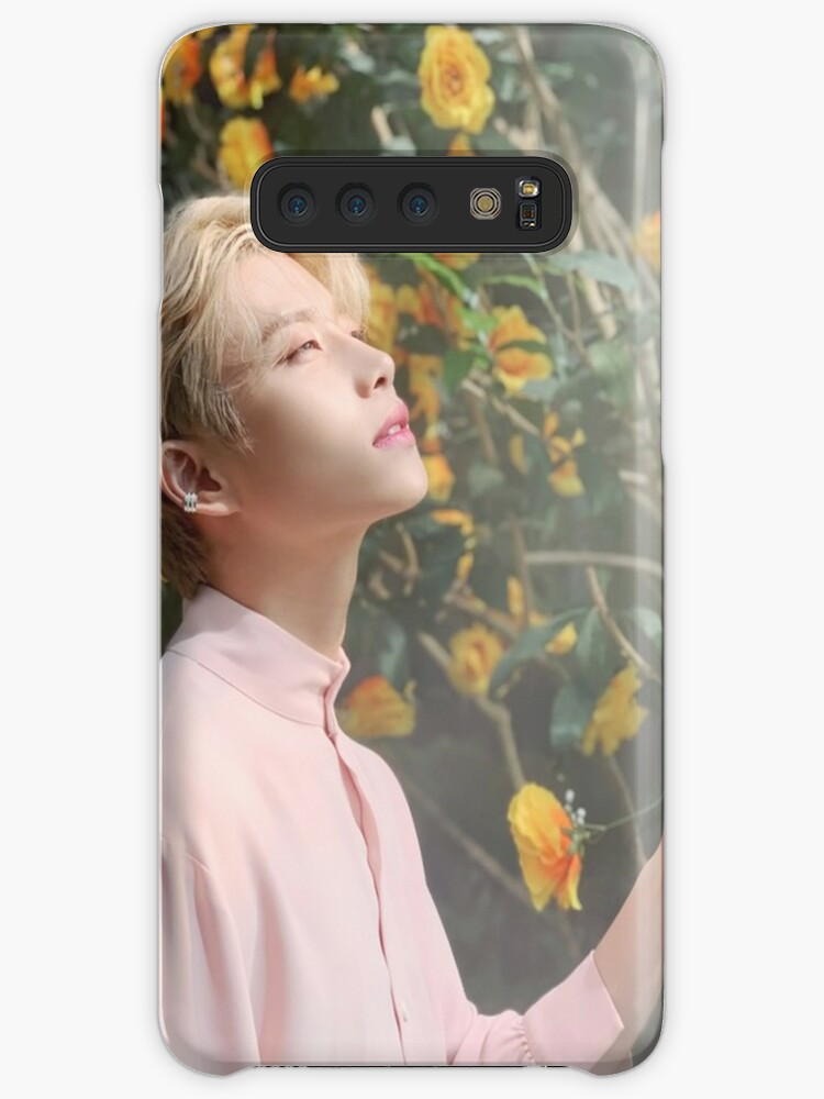 'MJ - Astro - All Night ' Case/Skin for Samsung Galaxy by KpopInfiresMe