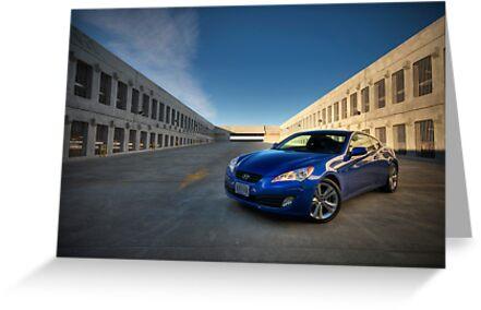 Hyundai Genesis Coupe by Rob Smith