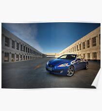 Hyundai Genesis Coupe Poster