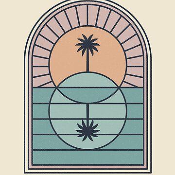 Venn Island by thepapercrane
