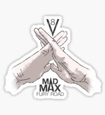 Mad Max : Fury Road Sticker
