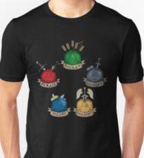 Camiseta ajustada Combinación de dados DnD 4º