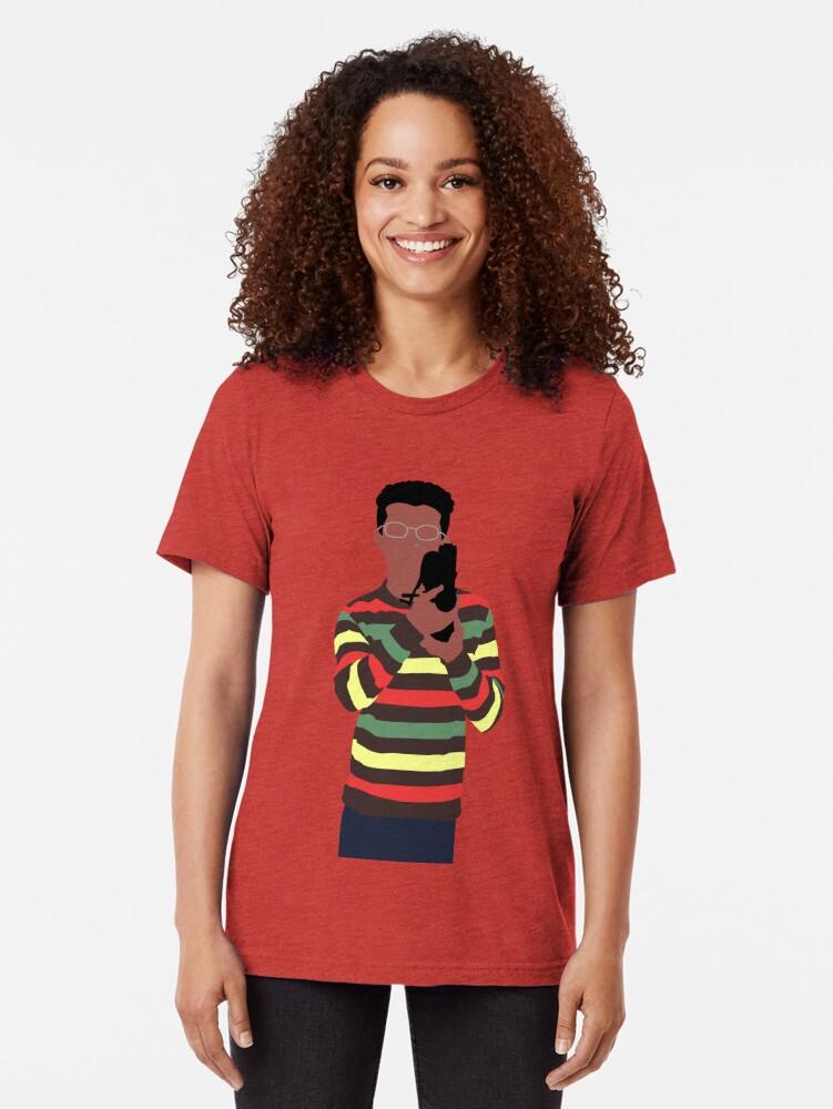 Alternative Ansicht von Jordan Fisher- Rent (Live) Vintage T-Shirt
