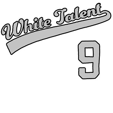 White Talent (Jacqueline White) by coinho
