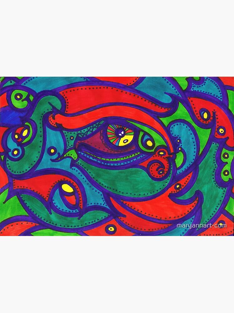 Cool Eye by maryannart-com