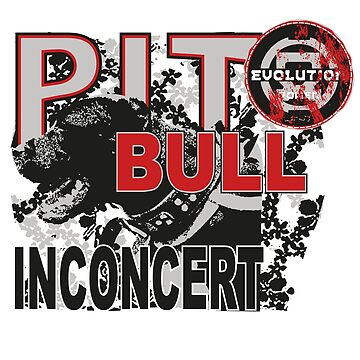 Pitbull in concert by designhp