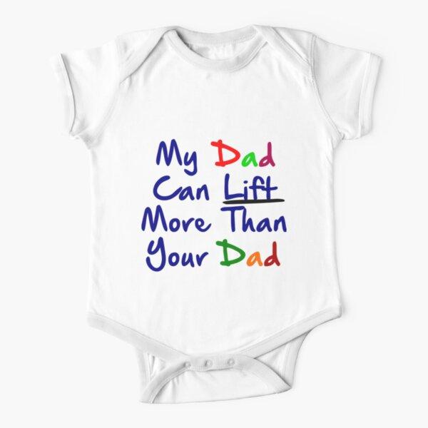 Eat Sleep Crossfit Intense Baby Onesie Bodysuit Infant Romper