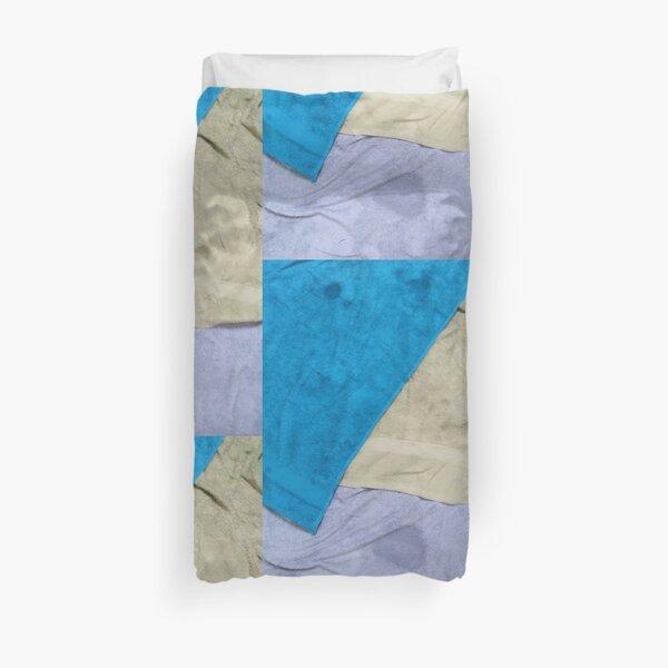 Dirty Towels Duvet Cover