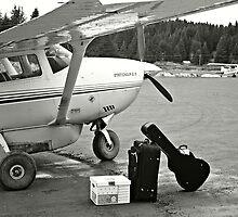 Seldovia airfield Alaska by Andy Anderson