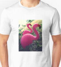 04-26-11:  I Have Flamingos!!!! Unisex T-Shirt