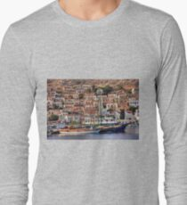 Nimborio ships Long Sleeve T-Shirt