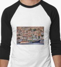 Nimborio ships Men's Baseball ¾ T-Shirt