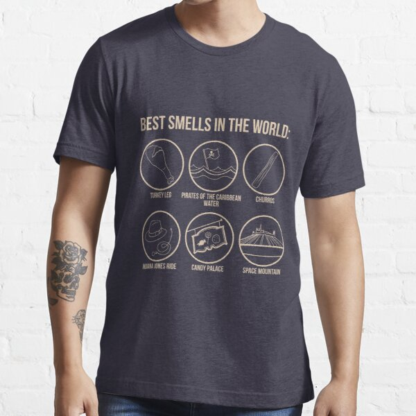 Best Smells In the World Essential T-Shirt