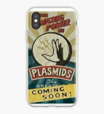 BioShock – The Amazing Power of Plasmids! iPhone Case