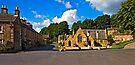 Blanchland Village, Northumberland by David Lewins