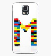 M Case/Skin for Samsung Galaxy