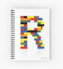 R Spiral Notebook