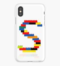 """""""S"""" iPhone Case/Skin"""