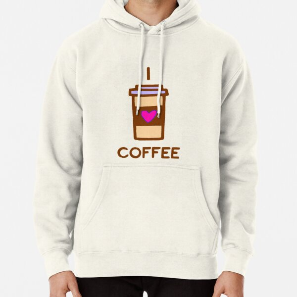 I love Coffee Pullover Hoodie