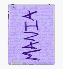 MANIA iPad Case/Skin