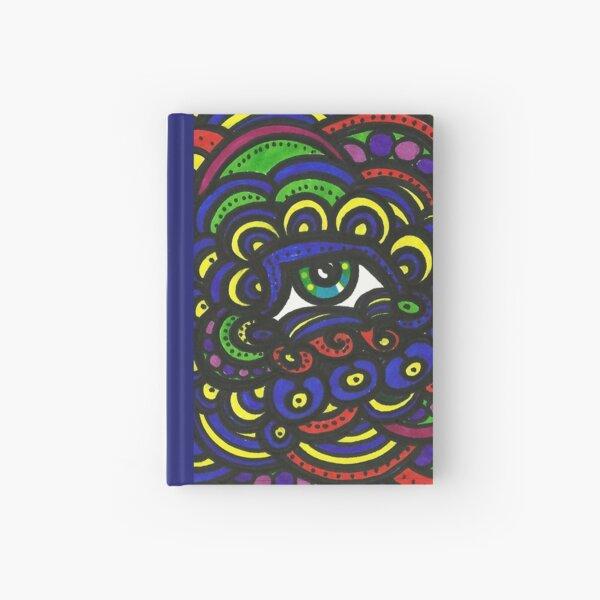 Bubble Eye Hardcover Journal
