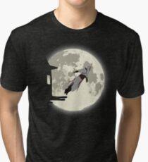 Leap of Faith | Night Tri-blend T-Shirt