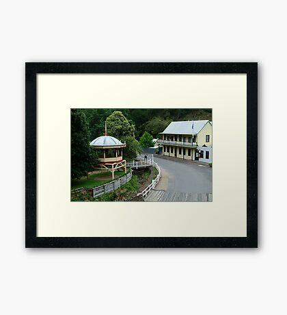 Walhalla Framed Print