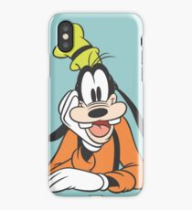 Goofy Hand on Chin iPhone Case/Skin