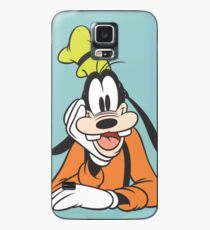Funda/vinilo para Samsung Galaxy Goofy Hand on Chin