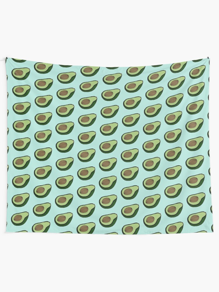 Alternate view of AVOCADO - MINT Tapestry