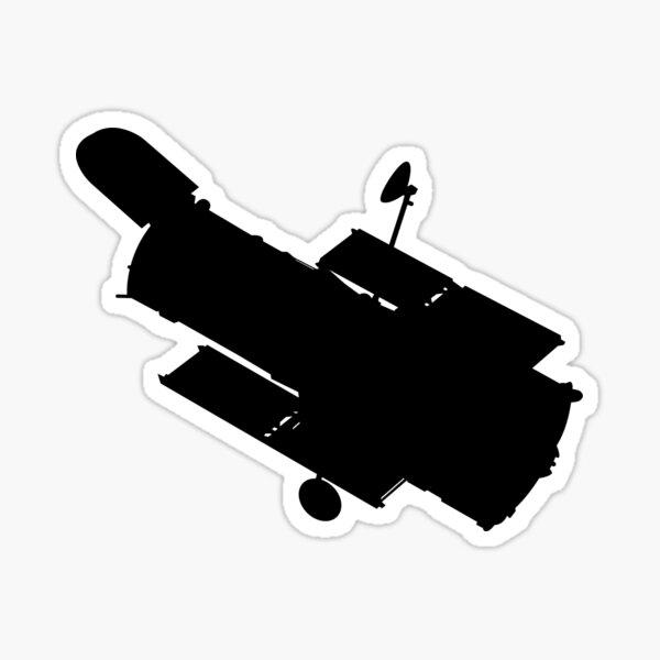 Hubble Space Telescope Sticker