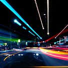 Abstract Street Zoom by Ben Goode