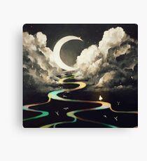 ascending by aurora. Canvas Print