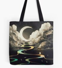 ascending by aurora. Tote Bag