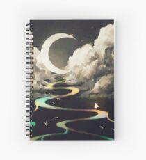 ascending by aurora. Spiral Notebook