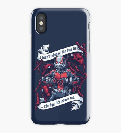 The Bug Life iPhone Case