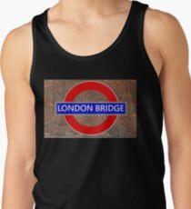 London Bridge Men's Tank Top