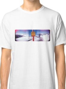 keep right of poles Classic T-Shirt