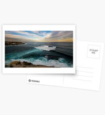 Wide Open Coogee Postcards
