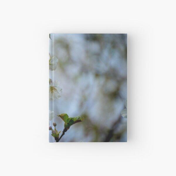 Pear Blossom Hardcover Journal