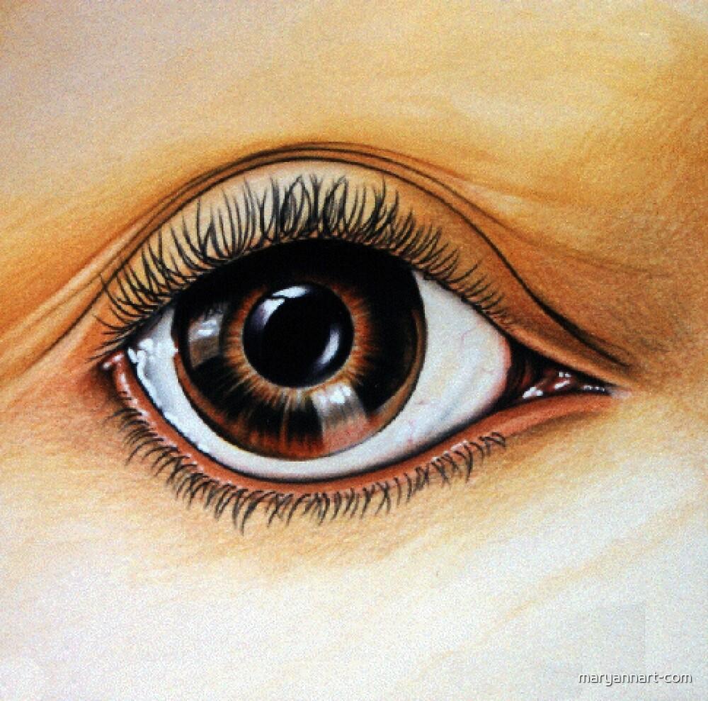 Eye See You by maryannart-com
