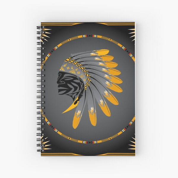 Honor and Strength Spiral Notebook